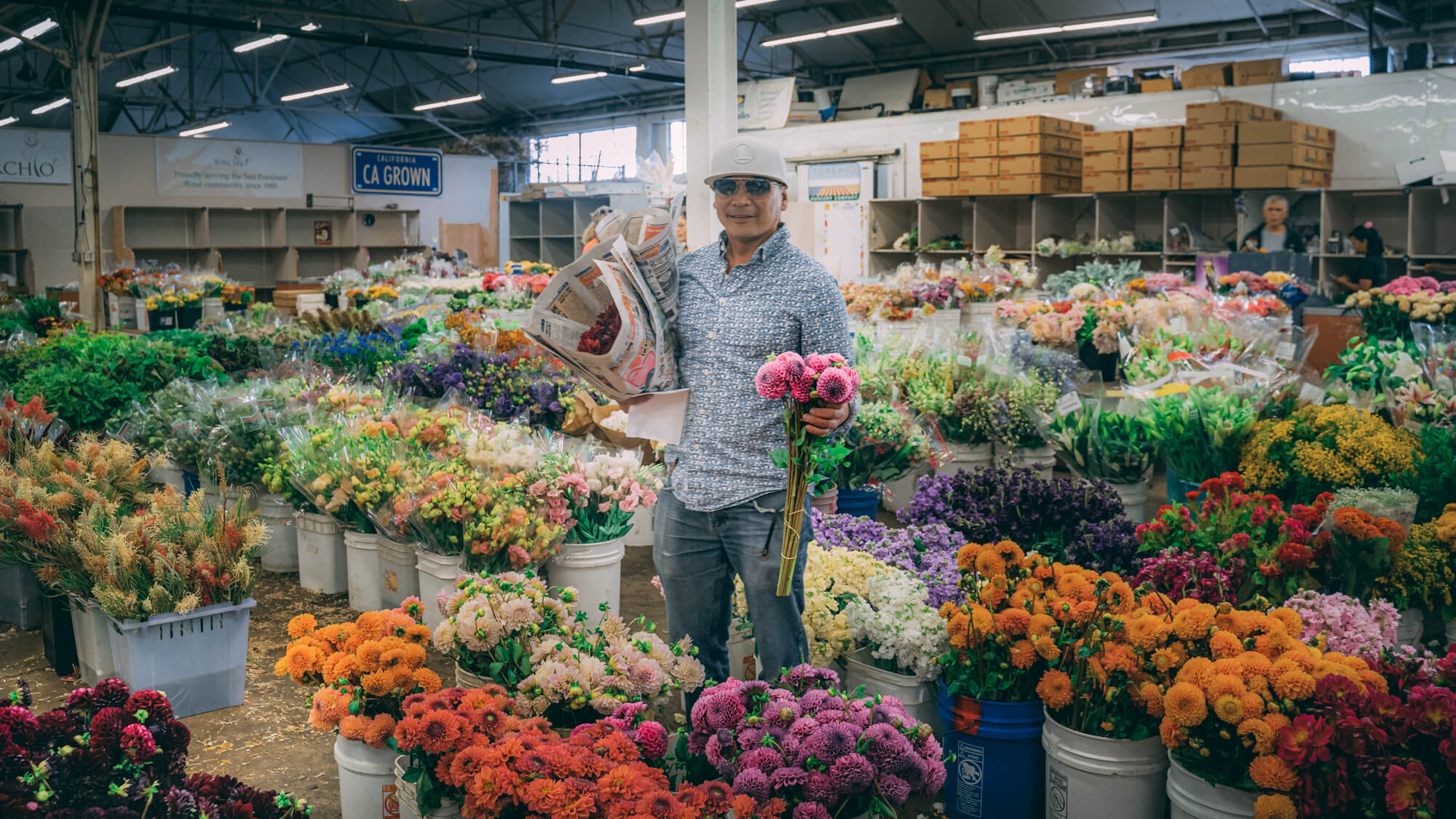 Episode 21: The Flower Influencer - Jun Piñon