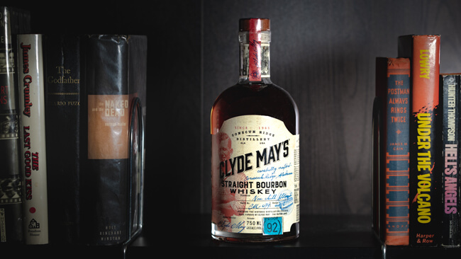 Clyde May's Straight Bourbon Whiskey Review