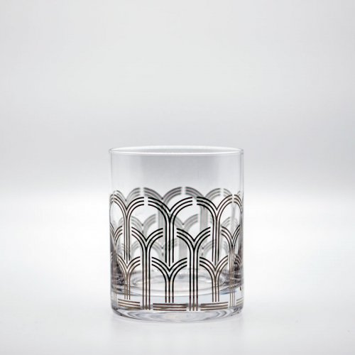 Hairpin Deco Glass