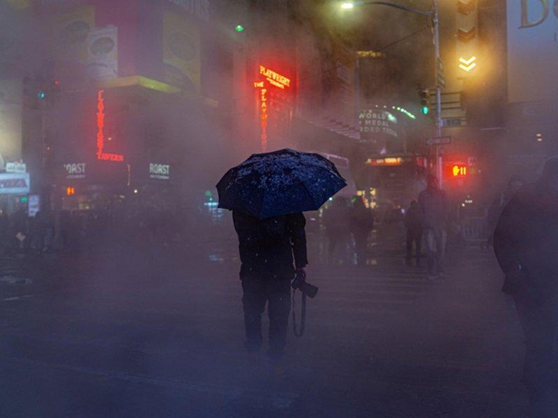 Capturing Suspense: Neo-Noir Photographer Nicolas Miller