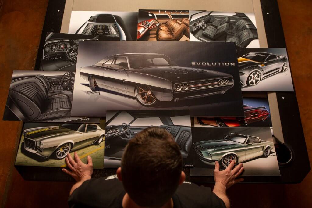 Bespoke Automotive - Sean Smith Designs