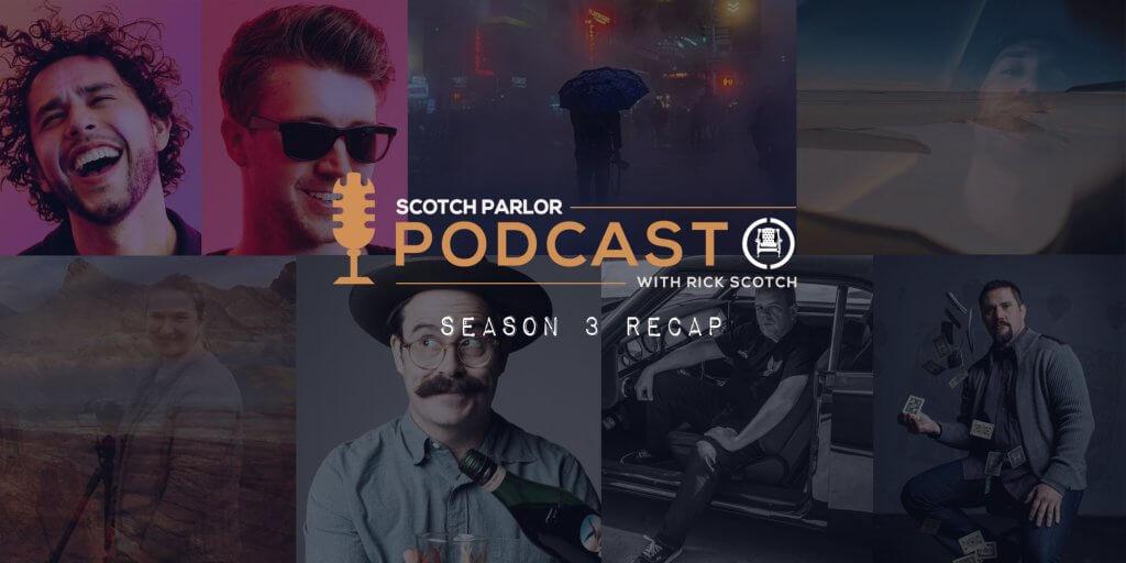 Scotch Parlor Podcast Season 3 Recap